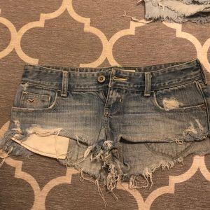Hollister Shorts - Hollister Jean Shorts 3 26